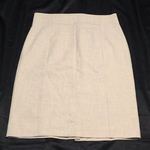 Worthington lined pencil skirt new without tag!